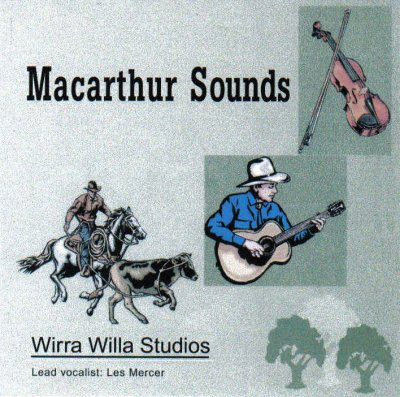 Macarthur Sounds CD cover